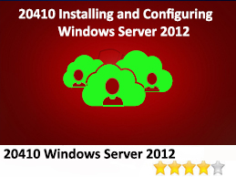 Installing and Configuring Server 2012