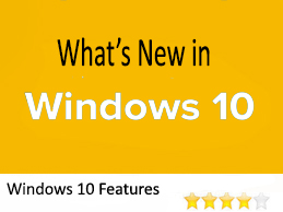 What New in Windows 10